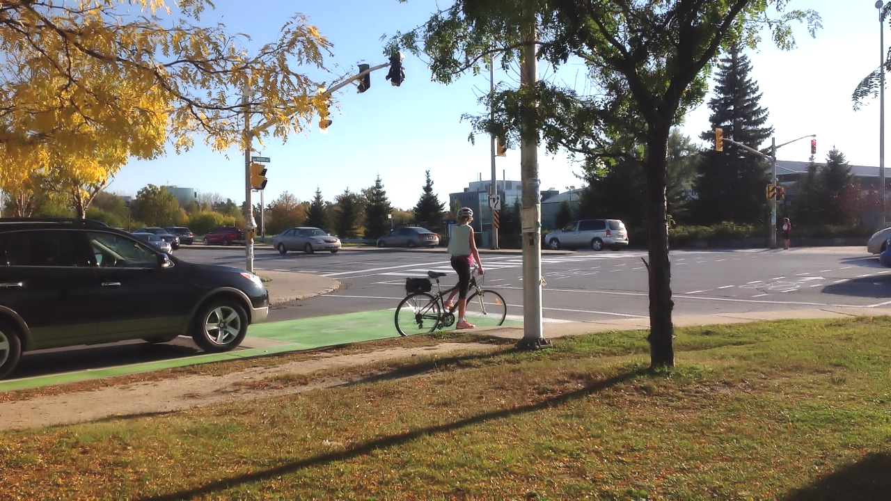 How will you improve Bronson Avenue safety?